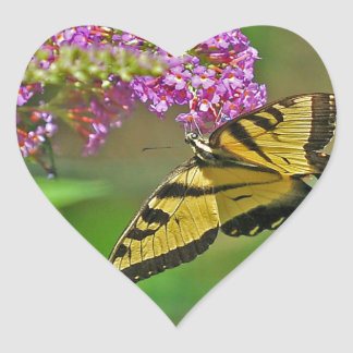 Rosh Hashanah Cards gåvor Hjärtformat Klistermärke