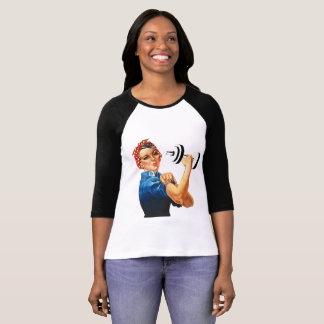 Rosie drivalyftarmen t shirts