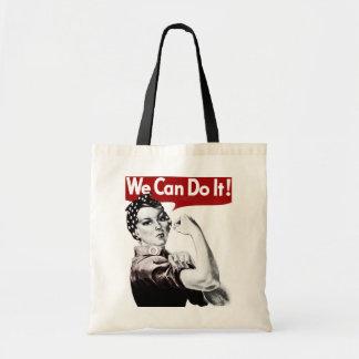Rosie Rivetertotot Budget Tygkasse