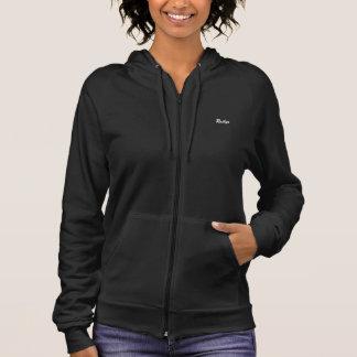Roslyn Sleeveless svart t-skjorta T Shirts