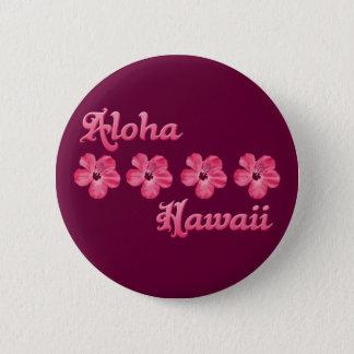 Rosor Aloha Hawaii Standard Knapp Rund 5.7 Cm