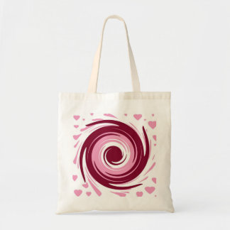 Rosor älskar liten toto tote bags