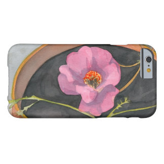 Rosor blommar i fodral för TerraiPhone 6/6s knappt Barely There iPhone 6 Skal
