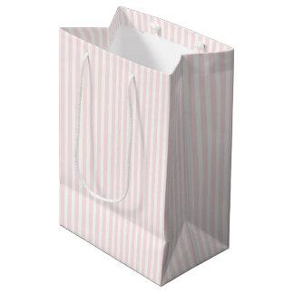 Rosor för baby för Charlotte rosa- och vitrandar