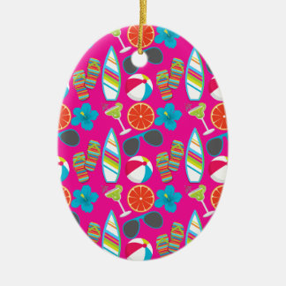 Rosor för boll för strand för solglasögon för julgransprydnad keramik