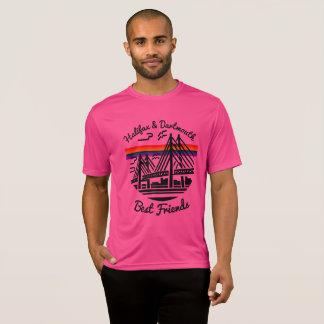 Rosor för skjorta för prideHalifax Dartmouth bästa Tee Shirt