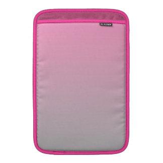 Rosor & gråa Ombre Sleeve För MacBook Air