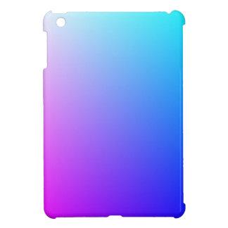 Rosor och blått blandar mini- fodralvett för iPad iPad Mini Mobil Fodral