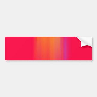 Rosor & orange rörelseBlur: Bildekal