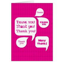 rosor tackar dig! hälsningskort