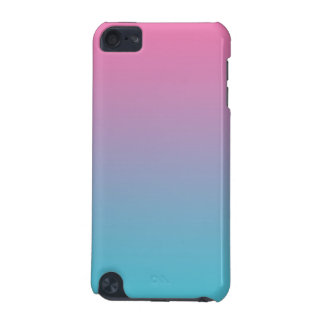 Rosor & turkos Ombre iPod Touch 5G Fodral