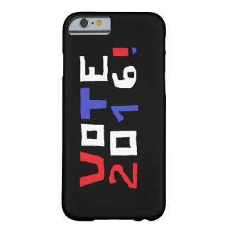 Rösta 2016! iphone case barely there iPhone 6 fodral