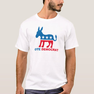 Rösta demokraten tröja