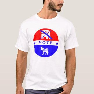 Rösta demokraten tshirts