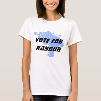 Rösta för Raygun T-shirts