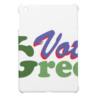 Rösta grönt iPad mini mobil fodral