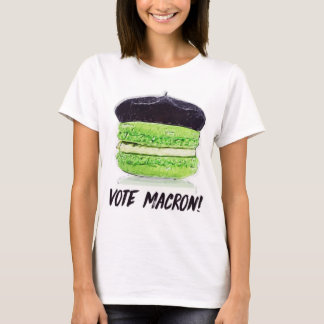 Rösta Macron! T-shirts