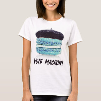 Rösta Macron! Tröja
