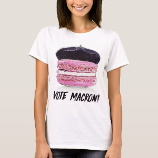 Rösta Macron! Tröjor