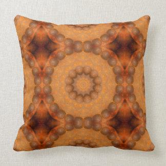 Rosta-Mandala färger av Rust_744_3 Kudde