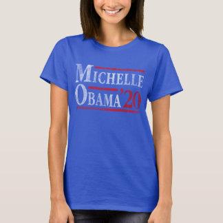Rösta Michelle Obama 2020 för president Tee Shirt