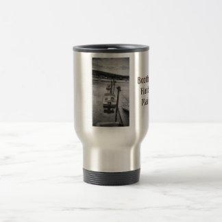 Rostfri travel mug 15oz för hamnBoothbay hamn Resemugg