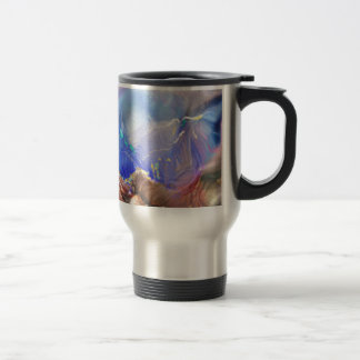 Rostfritt ståltravel mug resemugg