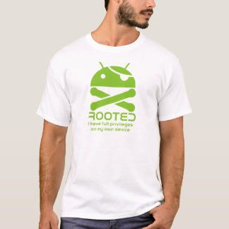 Rotad Android T-shirt