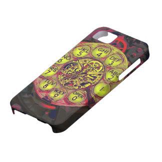 roterande stiliphone för steampunk iPhone 5 cover