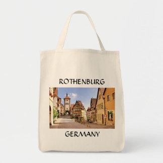 ROTHENBURG TYSKLAND TYGKASSE