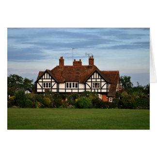 Rothschild hus på Rec'aten Wingrave Hälsningskort