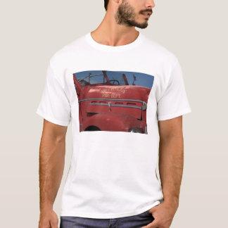 rött avfyra T-tröja för lastbilen (vuxen) Tshirts