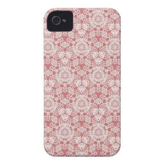 Rött fodral för snöreiPhone 4 iPhone 4 Skydd