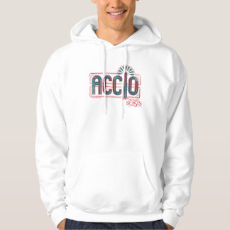 Rött grafiskt art décoAccio pass Sweatshirt