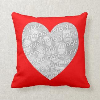 Red Heart Shape Photo