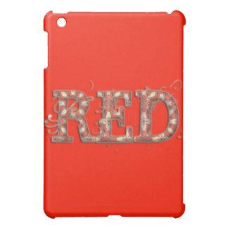 RÖTT iPad MINI MOBIL FODRAL