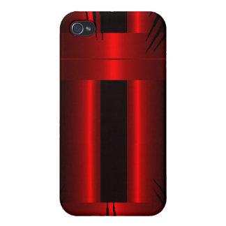 Rött iPhone 4 Cover