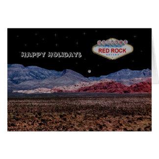 Rött kort för stennattglad helg