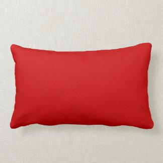 rött kudde