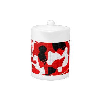 Rött nedfall Camo (AOM-designen)