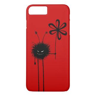 Rött ont blommakryp för anpassade