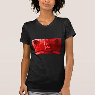Rött Oxford kort 1986 163 den MUSEUMZazzle Gifen T Shirts