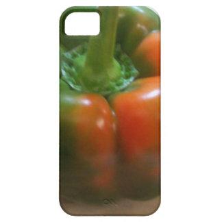 Rött & paprika iPhone 5 skal
