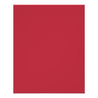 Rött rött blod för USA flagga Flygblad