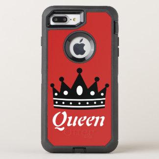 Rött & svart Otterbox fodral för drottning