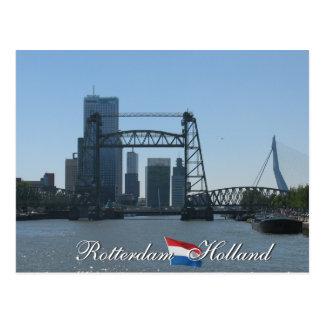 Rotterdam horisontHolland vykort