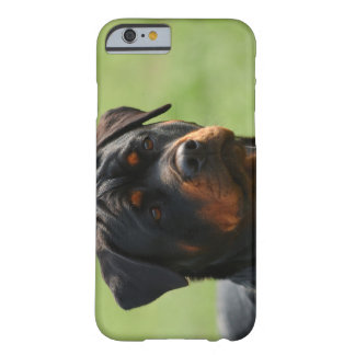 Rottweiler Barely There iPhone 6 Skal