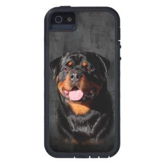 Rottweiler fodral iPhone 5 fodraler