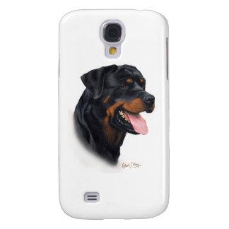 Rottweiler Galaxy S4 Fodral