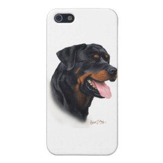 Rottweiler iPhone 5 Fodraler